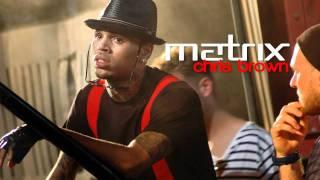 getlinkyoutube.com-Chris Brown - Matrix (No DJ)