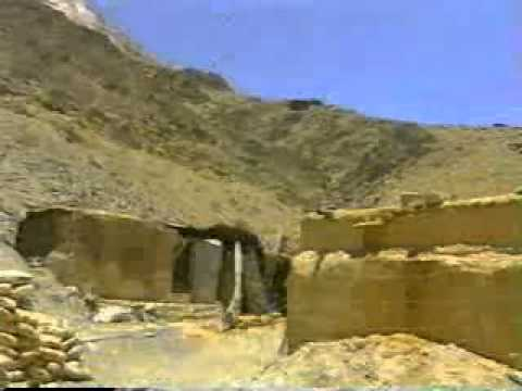 Leaked Video of May 28, 1998 Pakistan Nuclear Test where you can see Akhtar and Sana