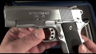 Springfield 1911 Ultra Compact Review