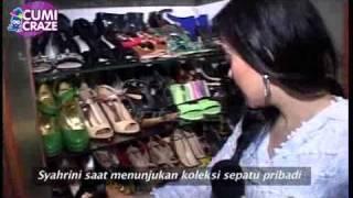 getlinkyoutube.com-Syahrini Dan Koleksi Sepatunya - cumicumi.com