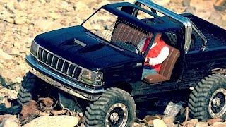 MST CFX / Tamiya Blackfoot Extreme in Scaler Style