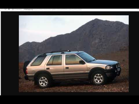 Opel Frontera A - Все о сцеплении