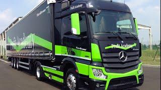 getlinkyoutube.com-NEW MERCEDES-BENZ ACTROS AUTONOMOUS DRIVING 2015 - FIRST TEST DRIVE