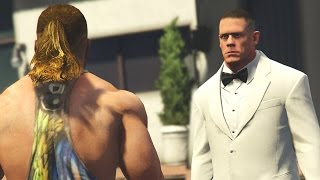 getlinkyoutube.com-WWE 2K17 Story - John Cena Catches RVD Cheating on Nikki Bella - Ep.44 (GTA 5 WWE Mods)