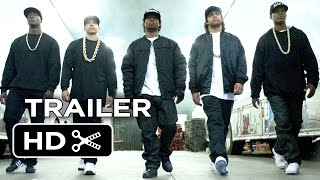 getlinkyoutube.com-Straight Outta Compton Official Trailer #1 (2015) - Ice Cube, Dr. Dre Movie HD