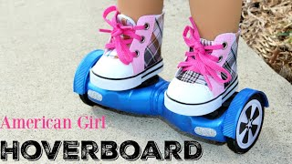 getlinkyoutube.com-DIY American Girl Hoverboard