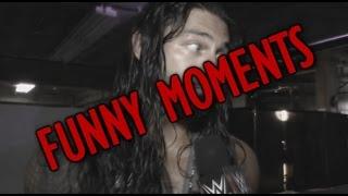 getlinkyoutube.com-WWE Roman Reigns' Funny Moments
