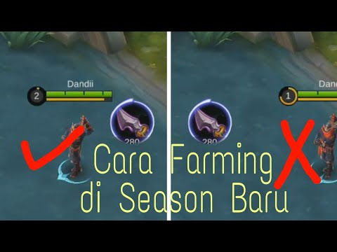 Cara Farming Cepat Season 10