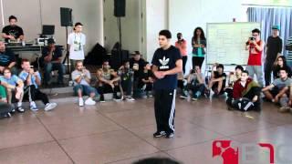 getlinkyoutube.com-The Break Off 5 | Top 16 |  Red Kid vs Shorty Brick | B-Boy Network Channel