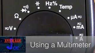 getlinkyoutube.com-How to use a Multimeter - (Basics)