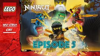 getlinkyoutube.com-LEGO Ninjago Wu-Cru App Gameplay Episode 5: Snowboarding Life