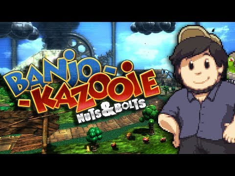 Banjo Kazooie: Nuts and Bolts - JonTron