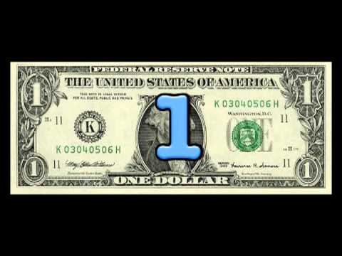 4 quarters make a dollar!- a money math song