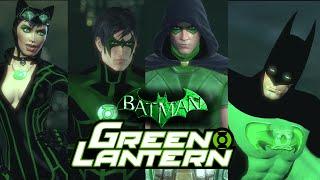 getlinkyoutube.com-SKIN; Batman; Arkham City; Green Lantern Pack