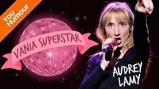 getlinkyoutube.com-AUDREY LAMY - Vania superstar !