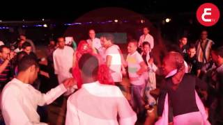 getlinkyoutube.com-شاهد زوجة اورتيجا بالزى النوبى ورقص فى العقيقة