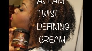 getlinkyoutube.com-PRODUCT REVIEW: As I am Twist Defining Cream