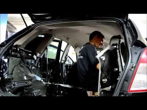 Комплексная Шумоизоляция Opel Antara