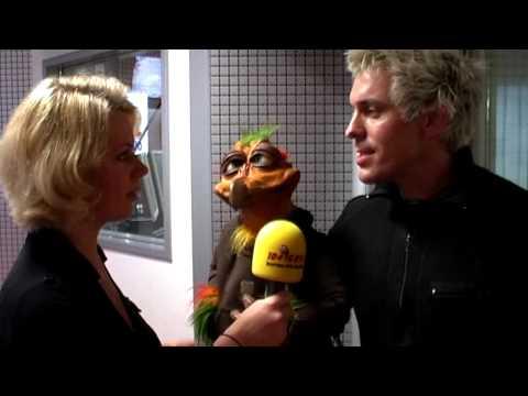 Sascha Grammel: Puppet Comedian zu Gast bei 104.6 RTL (Teil 2)