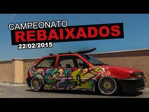 CAMPEONATO DE REBAIXADOS - Osasco - 22/02/2015