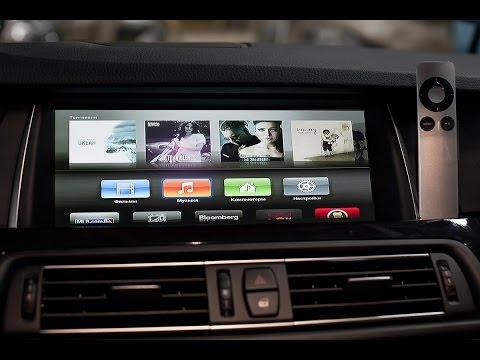Обзор и установка Apple TV на BMW - BMW запад