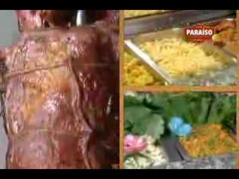 Video CHURRASCARIA PARAISO
