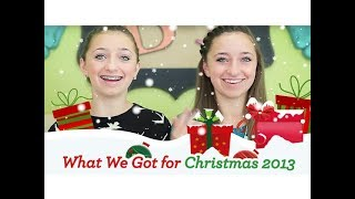getlinkyoutube.com-What We Got for Christmas 2013 | Brooklyn and Bailey