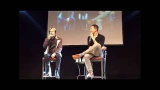 getlinkyoutube.com-[Jibland 2016] Sasha Roiz and Reeve Carney panel via periscope by  @kreespa & @OutManders