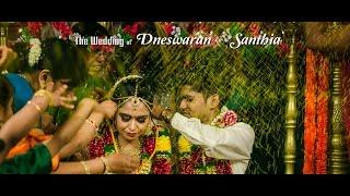 getlinkyoutube.com-Asian Beautiful Hindu Wedding of Dnesh & Santhia by Digimax Video Productions