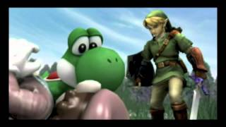 getlinkyoutube.com-Super Smash Bros. Brawl The Movie: Alternate Cutscenes