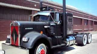 getlinkyoutube.com-1961 Kenworth rat rod walkaround