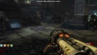 getlinkyoutube.com-Call of Duty black ops zombies round 25 - 35