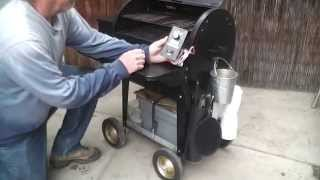 getlinkyoutube.com-Traeger Junior Grill Modifications