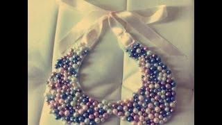getlinkyoutube.com-DIY ♡ Choker - Necklace
