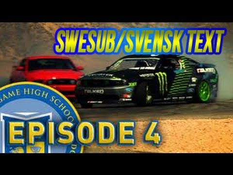 Video Game High School (VGHS) Season 1 [SweSub] - Episode 4 [Svensk Text]