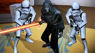 getlinkyoutube.com-✔ Star Wars Battlefront 2 Mods: The Force Awakens - The First Order