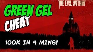 getlinkyoutube.com-The Evil Within - Money Cheat/Glitch (100K GREEN GEL IN 4 MINS!!)
