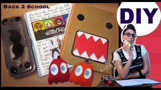 getlinkyoutube.com-DIY: Ideas para DECORAR tus UTILES ((Regreso a CLASES)) BACK 2 SCHOOL