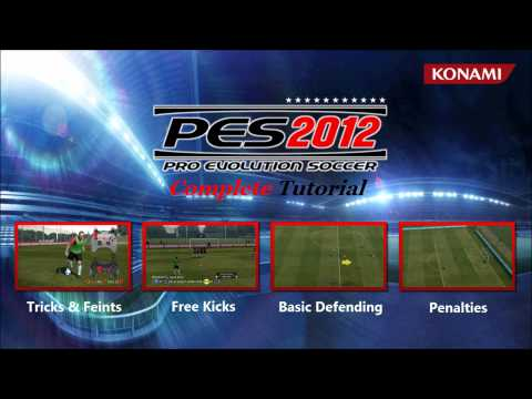 PES 2012 Complete Tutorial (How to...)