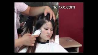 getlinkyoutube.com-hairxx #005 undercutting haircut