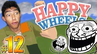 getlinkyoutube.com-EL NIVEL MAS TROLL DEL MUNDO !! - Happy Wheels: Episodio 12