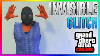 getlinkyoutube.com-GTA 5 Online: SOLO INVISIBLE BODY PARTS GLITCH! *NEW* Patch 1.35 - PS4/Xbox One/PC (GTA 5 Glitches)