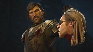 getlinkyoutube.com-Telltale's Game of Thrones - All Death Scenes & Kills Episode 6 60FPS HD