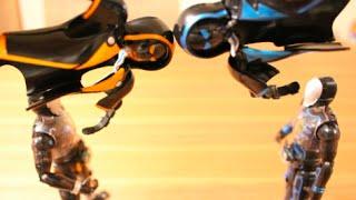 getlinkyoutube.com-GC03 仮面ライダースペクター VS ゴーストGC04 ロビン&ビリー・ザ・キッド ストップモーション Kamen rider Specter VS Ghost