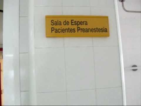 Intervención enfermera preoperatoria: histerectomía