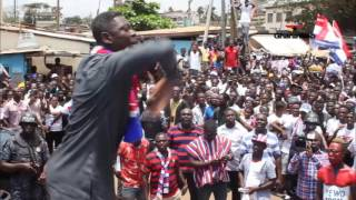 getlinkyoutube.com-Agya Koo campaigns for Akufo-Addo at Tema West