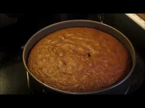 RECETA PAN DE CHOCOLATE (BISCUIT, TORTA, BISCOCHO ETC.)-REPOSTERIA aleliamada.