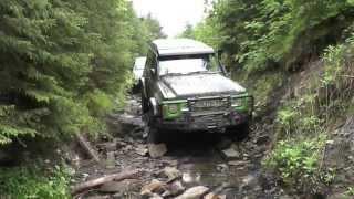 getlinkyoutube.com-Карпатский гамбец, первая грязь.