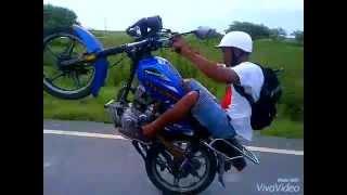 """getlinkyoutube.com-moto pirueta en apure """"@Angelroja's"""