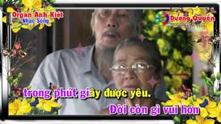 getlinkyoutube.com-[Karaoke Nhạc Sống] Bài Ca Kỉ Niệm (Rumba 2016 Organ Anh Kiệt) - Karaoke Dương Quyền